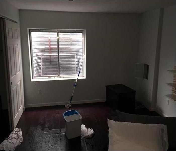 Water Damage – Alpharetta Home Before
