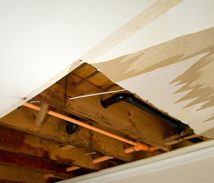 Water Damage Roswell Water Damage--Why Call the Experts?