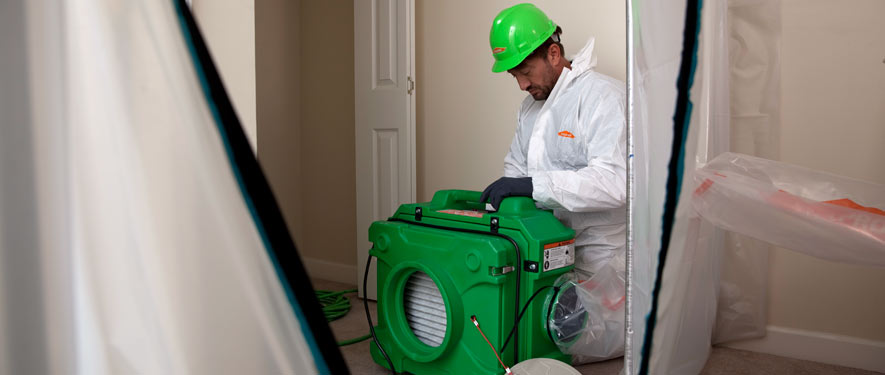 Sandy Springs, GA mold cleanup